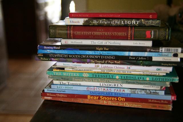 holiday reading list.....