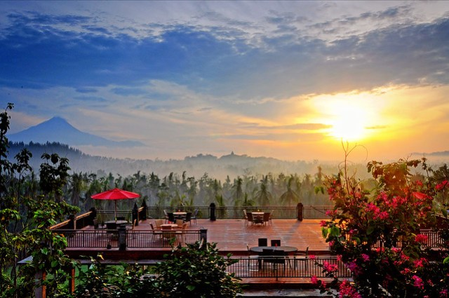Borobudur View 5
