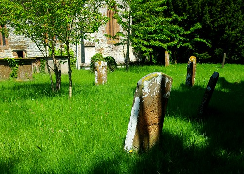 20120527-W_Church Gravestones - Bourton-on-Dunsmore by gary.hadden