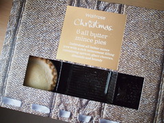 Waitrose Christmas 6 all butter mince pies