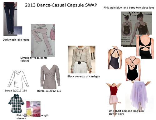 SWAP2013: dance