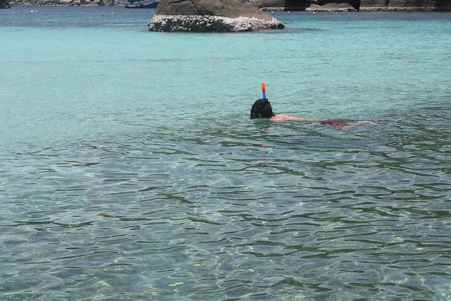 Snorkeling Nang Yuan