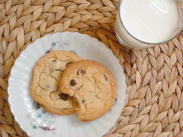 brown butter chocolate chip