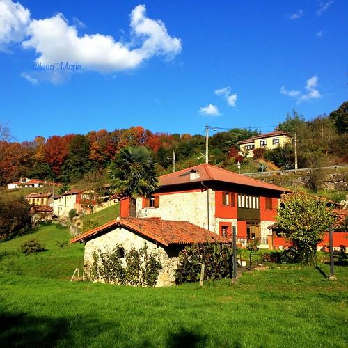 las caldas, Oviedo