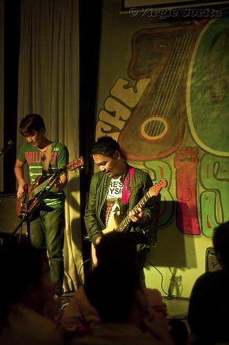 Stonefree at 70's Bistro - Nov. 14, 2012