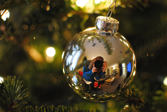 Another Ornament Self-Portrait