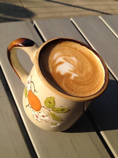 Latte - Firehouse Coffee