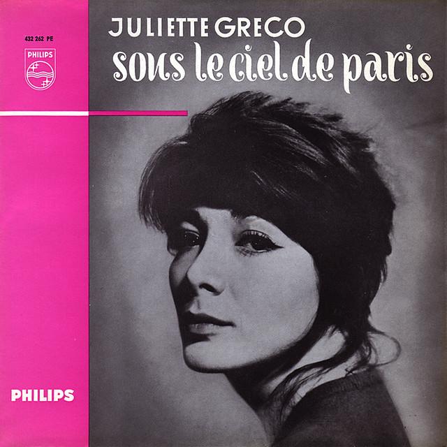 Juliette Gréco: Sous Le Ciel De Paris (1963)