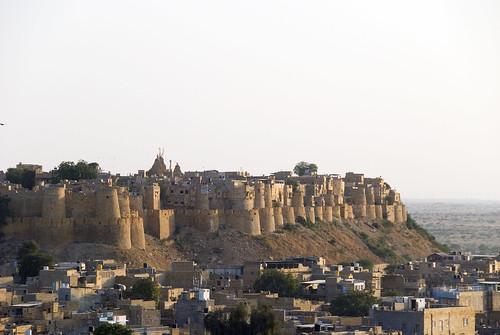 Jaisalmer Fort, Jaisalmer, Rajastan