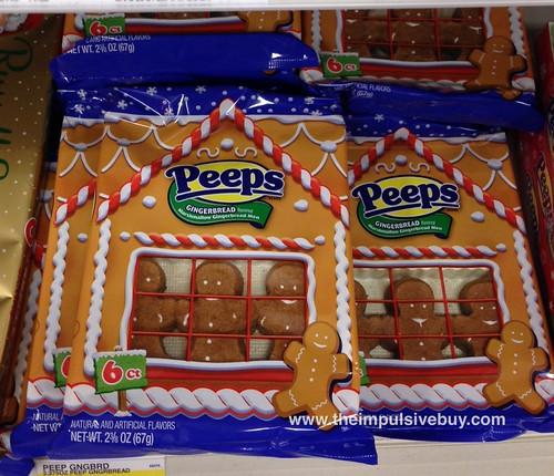 Gingerbread Peeps