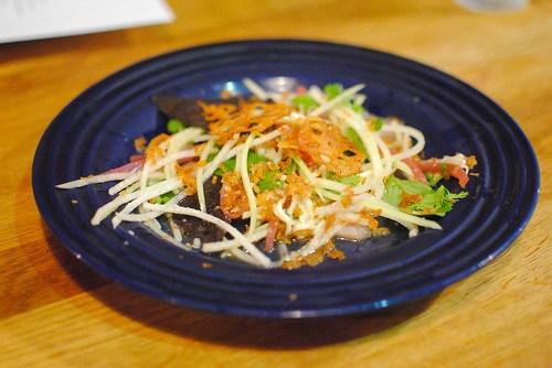Hamachi, Vietnamese Salad
