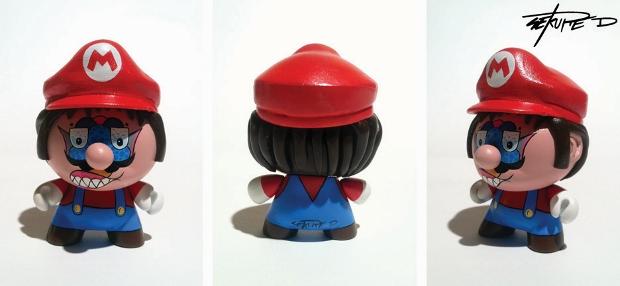 Mario by Sekure D