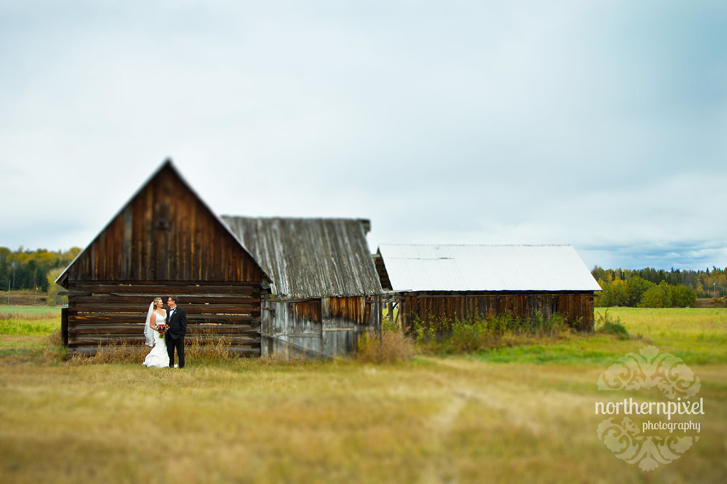 Tim & Michel's Wedding - Smithers British Columbia Wedding Photographer