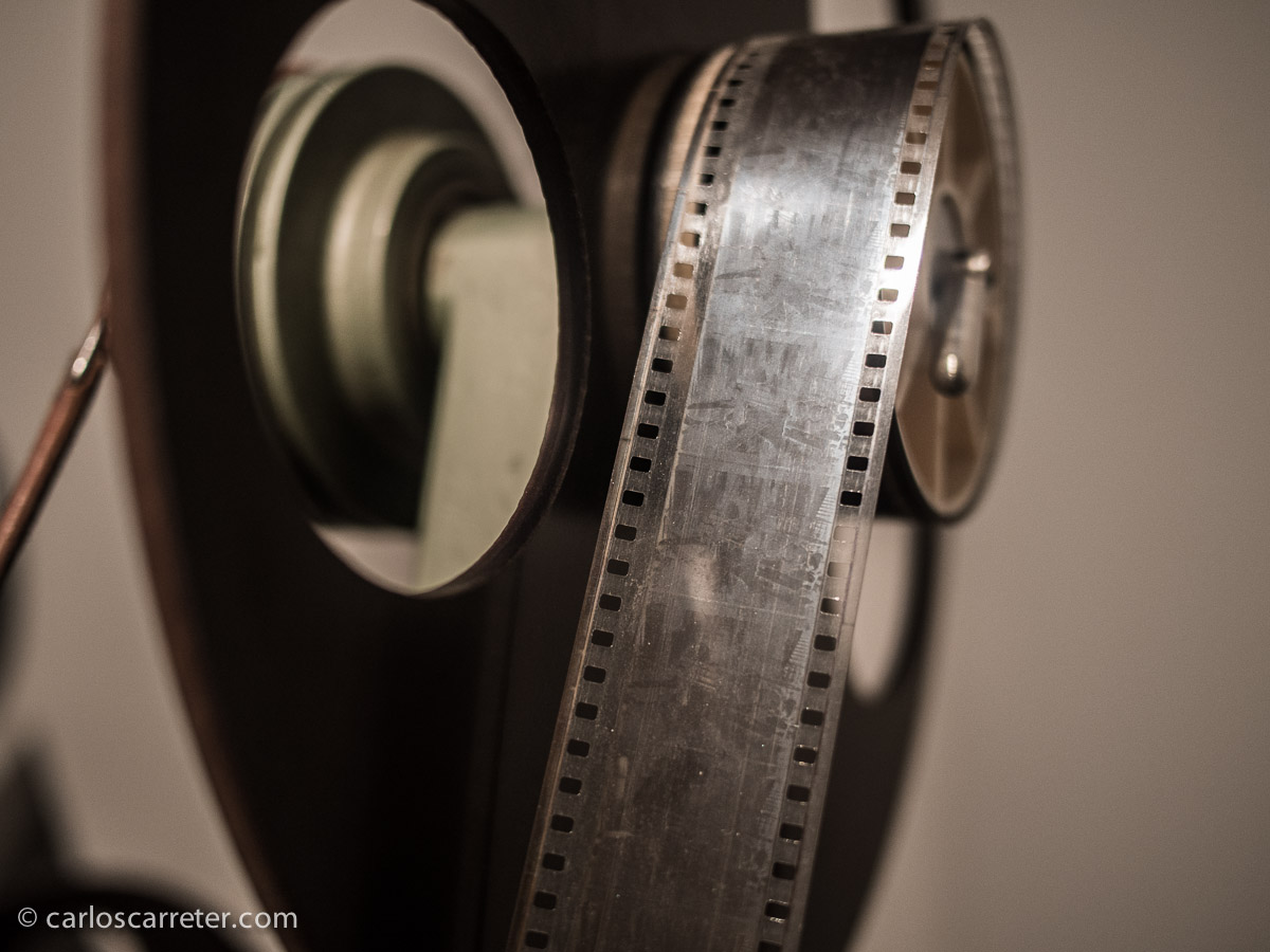 Cuando el cine se hace oficio - Montaje