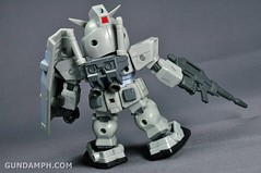 SDGO RX-78-2 (G3 Rare Color Variation) Unboxing & Review - SD Gundam Online Capsule Fighter (27)