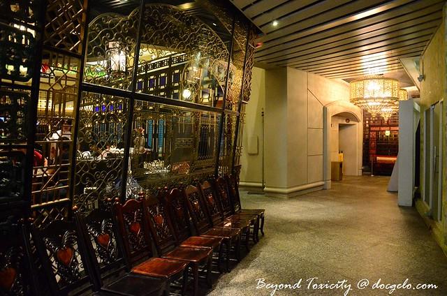 luk yu tea house, feast village, starhill gallery