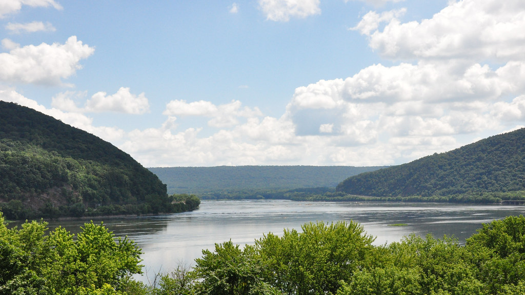 Susquehanna from Duncannon