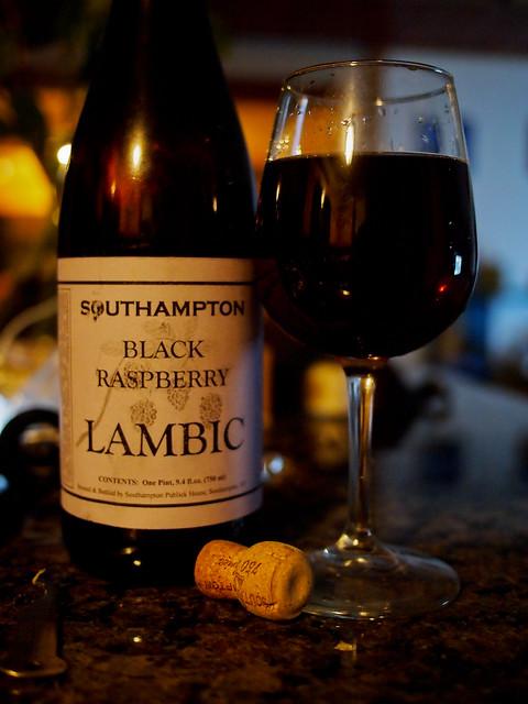 Southampton Black Raspberry Lambic