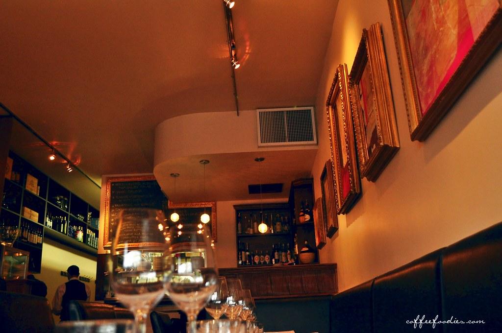 La Quercia, Italian Restaurant Kitsilano