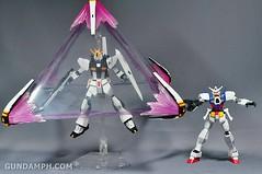 Robot Damashii Nu Gundam & Full Extension Set Review (98)