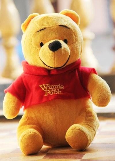 Winnie - the Pooh :)