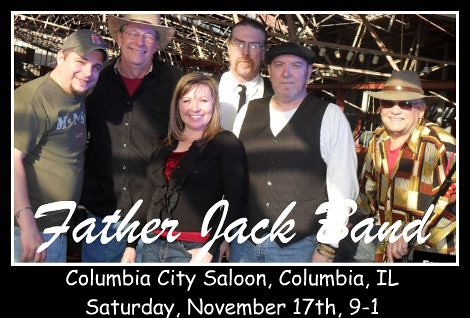 Father Jack Band 11-17-12