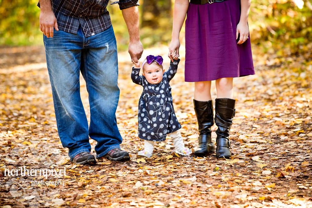 Fall Family Photos - Prince George BC
