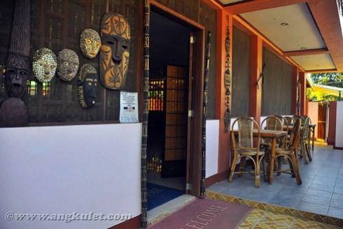 Lolo Oyong's Pension, Rizal St, El Nido, Palawan