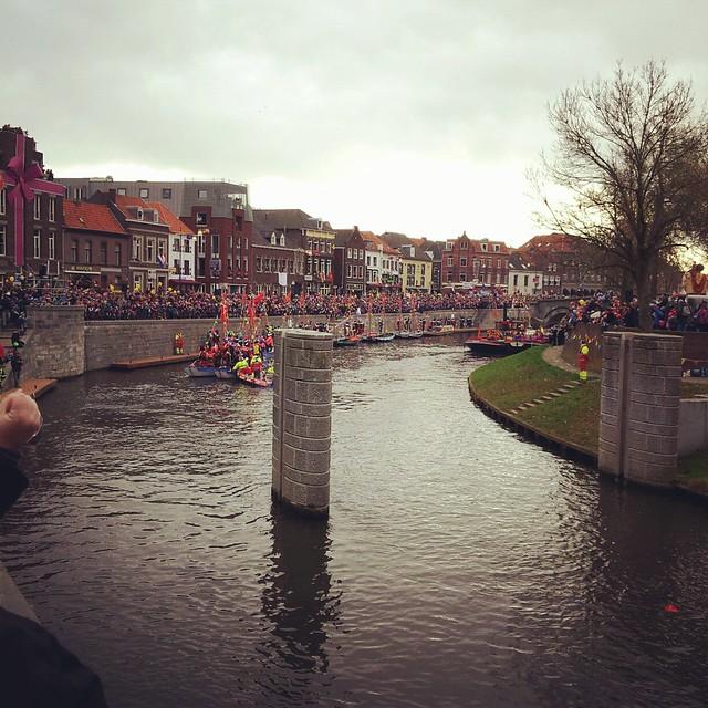 Sinterklaas Intocht 2012 - Roermond