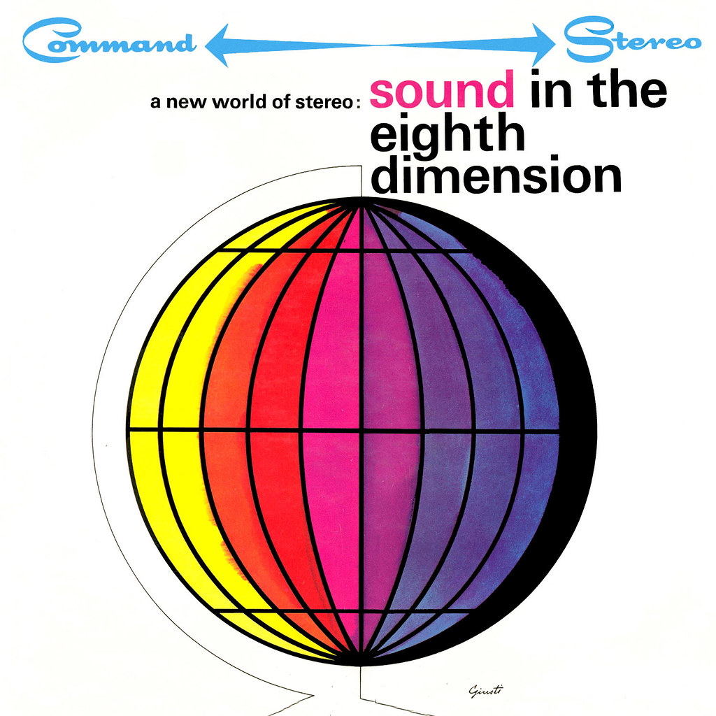 Robert Byrne - Sound... In the 8th Dimension