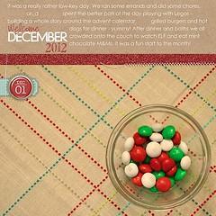 DD - Dec 01