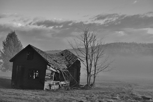 fixer upper (b&W)