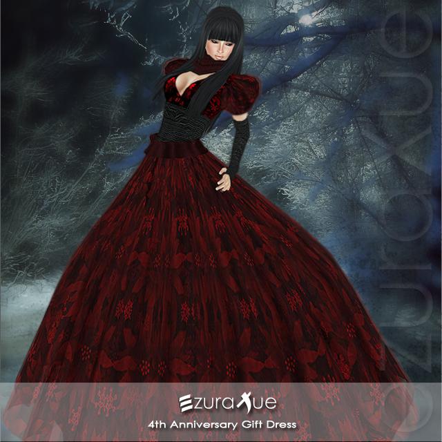 ezura Xue + 4th Anniversary Gift