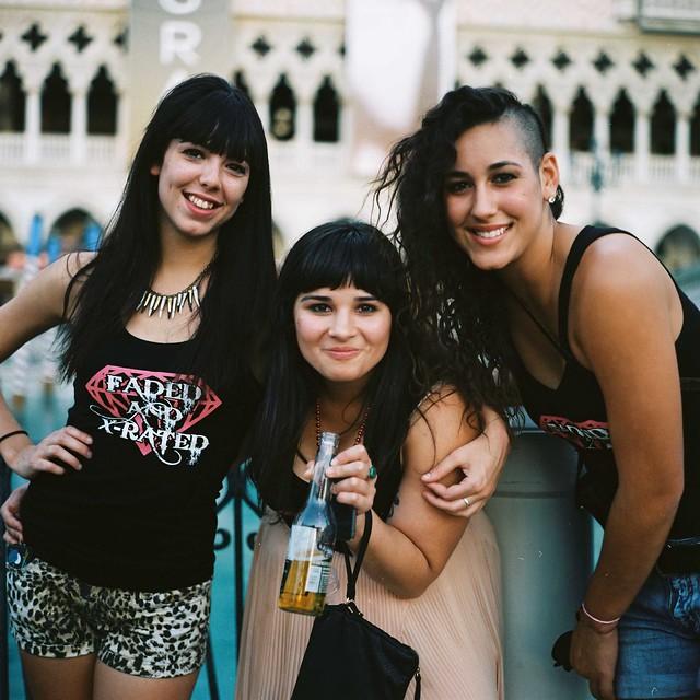 Siobhan, Dom & Destiny Stranger(s) #1