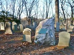 Ralph Waldo Emerson's grave