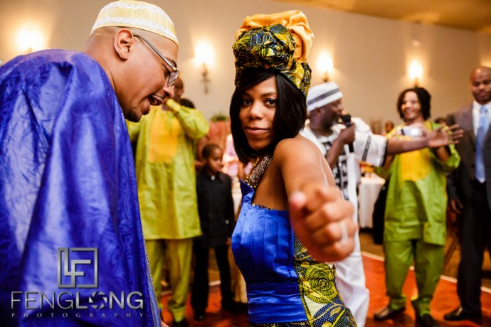 Celisse & Richard's Liberian Wedding Ceremony | Holy Transfiguration Greek Orthodox Church | Atlanta Liberian African Wedding Photographer