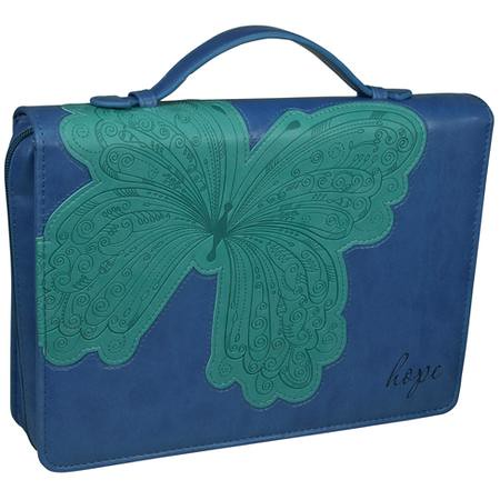 Butterfly Bible cover