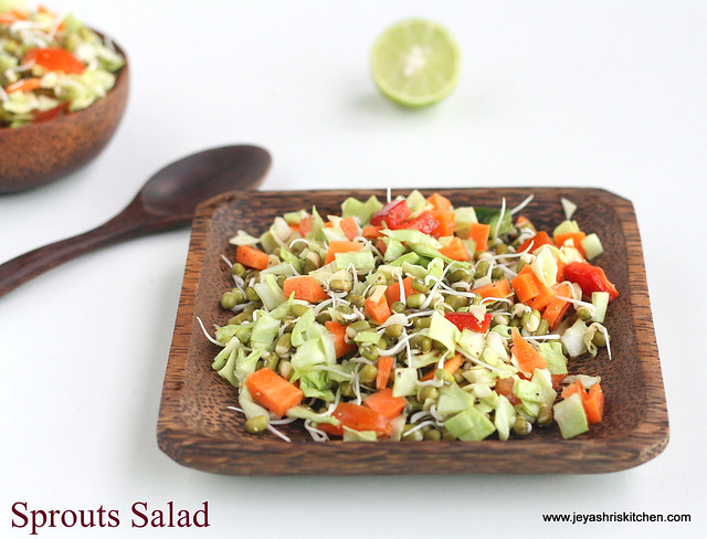 Sprouts salad 1