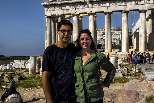 economic crisis in greece, Athens, Acropolis