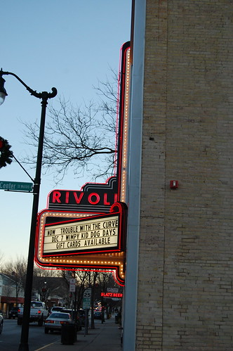 rivoli movie theatre