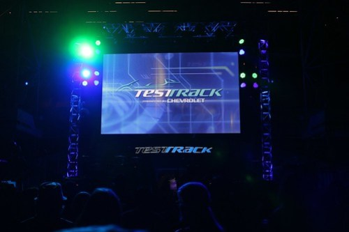 Test Track 2.0 grand opening at Epcot