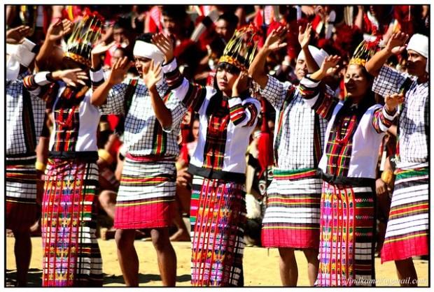Mizo tribes from Mizoram