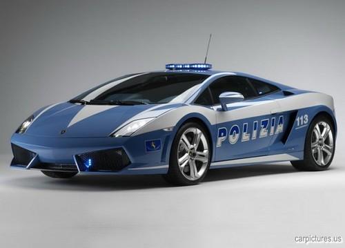 2009 Lamborghini Gallardo LP560-4 Polizia