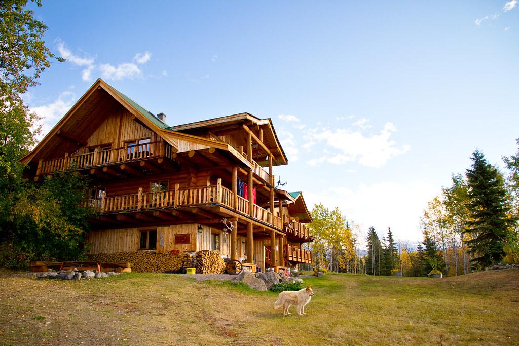 Logpile Lodge - Smithers BC