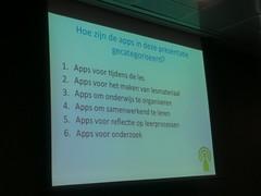 Indeling apps