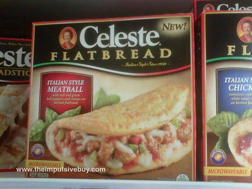 Celeste Italian Style Meatball Flatbread