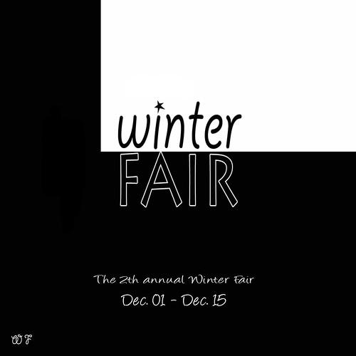 The 2th annual Winter Fair