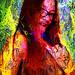 Tiffany White and Glaze Art