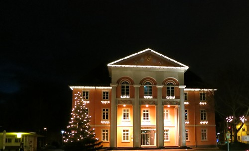 Kehl, the town hall
