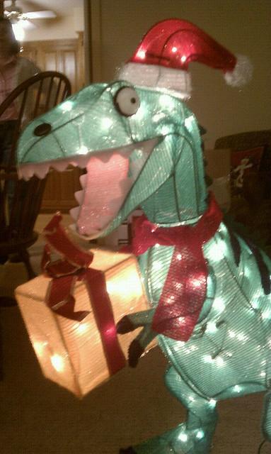 Santa Rex
